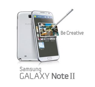 Galaxy Note II Türkiye'de!