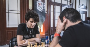 Red Bull Chess Masters'da final zamanı
