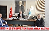 BUSINESS NEWS'TEN ALBAYRAK'A ZİYARET